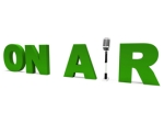 On Air Shows Broadcasting Studio Or Live Radio